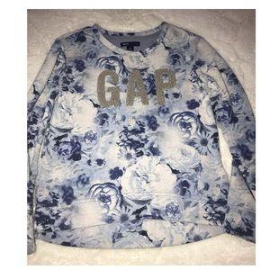 Gap girls sweatshirt